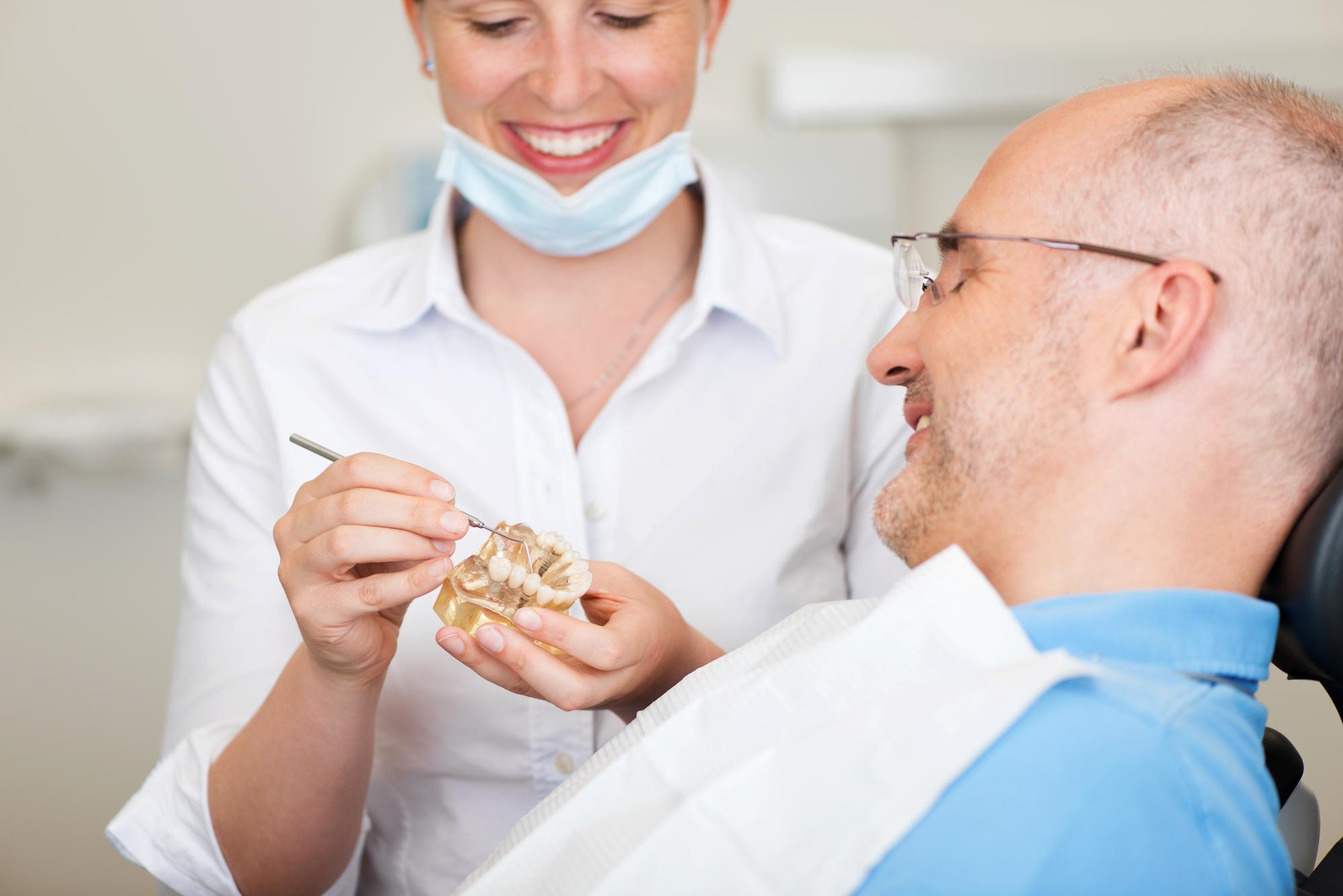 Dentist Clarkson